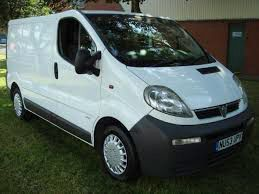 Vauxhall Vivaro 1.9Di Van 2.7t Panel Van Diesel WhiteVauxhall Vivaro 1.9Di Van 2.7t Panel Van Diesel White at Chequered Flag GB LTD Leeds