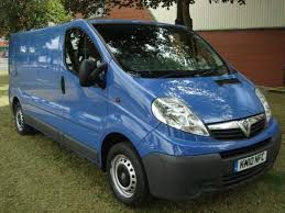 Vauxhall Vivaro 2.0CDTI [115PS] Van 2.9t Panel Van Diesel BlueVauxhall Vivaro 2.0CDTI [115PS] Van 2.9t Panel Van Diesel Blue at Chequered Flag GB LTD Leeds