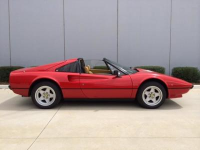 Ferrari 308 2.9 GTS 2dr Convertible Petrol RedFerrari 308 2.9 GTS 2dr Convertible Petrol Red at Chequered Flag GB LTD Leeds