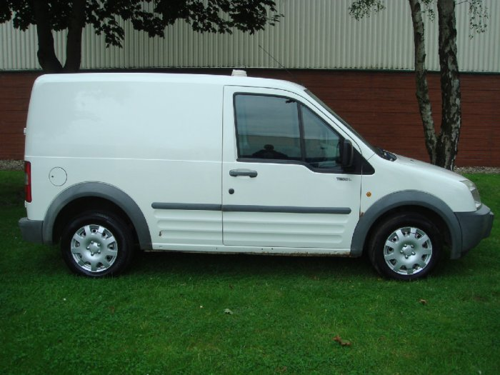 Ford Transit Connect 1.8TDCi T200 SWB L Panel Van Panel Van Diesel White